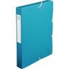 Exacompta füzetbox  PP  zöld  A4  40mm