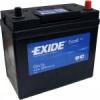 EXIDE 45Ah EXIDE Excell EB456 ASIA vékony saru autó akkumulátor jobb+