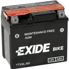 Exide YTX5L-BS 12V 4Ah motorkerékpár akkumulátor egyéb motorkerékpár alkatrész