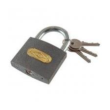 Extol Craft vaslakat 63 mm, 3 kulccsal (77040) zár és alkatrészei