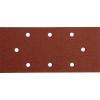 Extol csiszolópapír készlet 93x190 mm P80, 10 db (242080)