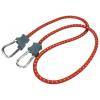Extol Gumipók 1 db, 120 cm × 10mm, mindkét végén karabínerrel, extra erős gumi (Gumipók)