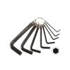 Extol imbuszkulcs klt.; 10 db, (H2-2,5-3-4-5-6-8-10-12-14 mm)