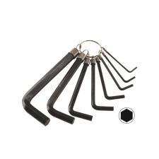 Extol imbuszkulcs klt.; 10 db, (H2-2,5-3-4-5-6-8-10-12-14 mm) torxkulcs