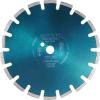 Extol Industrial EXTOL gyémántvágó ASZFALT-ra, friss betonhoz, ipari korong, szegmenses; 400×25,4mm, száraz és vizes vágásra