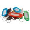 Extol kulcscimke 12db, színes műanyag; címke hellyel