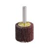 Extol lamellás csiszoló, csapos, 6 mm befogás, Alu-Oxid, 40×30mm; P100 (Lamellás csiszoló)