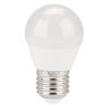 """Extol Light LED-es villanykörte """"kisgömb izzó"""" 5W; 410 lumen (40W hagyomány.), E27 foglalat, 2800K-M"""