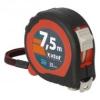 Extol mérőszalag 2 stoppos 7,5mx25mm, gumis (3157)