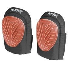 EXTOL PREMIUM EXTOL térdvédő gumi, zselés, 2 db, tépőzáras pánt munkaruha