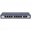 ExtraLink ZEFIR 8-port FastEthernet Unmanaged 120W PoE Switch + 2x FE Up-Link