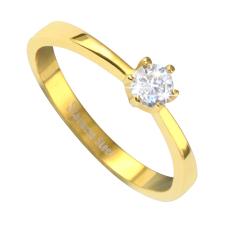 Extreme Silver You & Me Collection - Karikagyűrű, jegygyűrű / 62 mm gyűrű