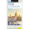 Eyewitness Travel Guide London útikönyv Top 10 DK Eyewitness Guide, angol 2020