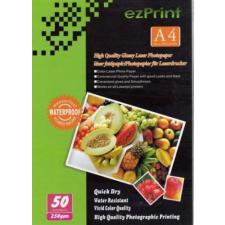 ezprint A4 250gr / lap, fotópapír  tintasugaras nyomtatókhoz! fotópapír