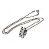 ezüstözött nyaklánc CHELSEA - oroszlán