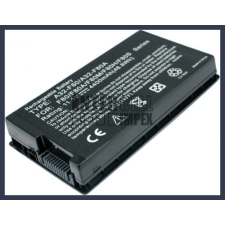 F80 Series 4400 mAh 6 cella fekete notebook/laptop akku/akkumulátor utángyártott asus notebook akkumulátor