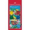 Faber-Castell Vízfesték, 12 darabos, 30 mm, FABER-CASTELL [12 db]