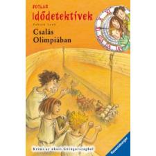Fabian Lenk CSALÁS OLÜMPIÁBAN - IDŐDETEKTÍVEK 10. gyermek- és ifjúsági könyv