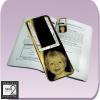 Face2Face Könyvjelző (aranyozott)