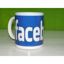 Facebook bögre ajándéktárgy