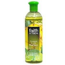 Faith Faith in Nature Ananász-Lime sampon - 250 ml sampon