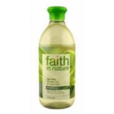 Faith in Nature tusfürdő, teafa tusfürdők