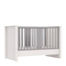 FAKTUM Holly Grey - Átalakítható 140-es ágy rágásvédővel kiságy, babaágy