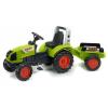 Falk Pedálos traktor FALK 1040AB Claas Arion 430 pótkocsival