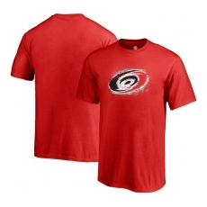 Fanatics Branded Carolina Hurricanes gyerek póló red Splatter Logo - gyerek L