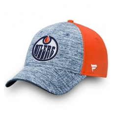 Fanatics Branded Edmonton Oilers baseball sapka Iconic Speed Flex - M/L