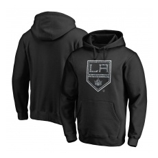 Fanatics Branded Los Angeles Kings fĂŠrfi kapucnis pulóver black NHL Static Logo - L,(USA)