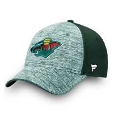 Fanatics Branded Minnesota Wild baseball sapka Iconic Speed Flex - M/L