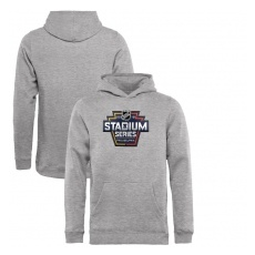 Fanatics Branded NHL gyerek pulóver grey 2019 NHL Stadium Series Event Logo - gyerek XL