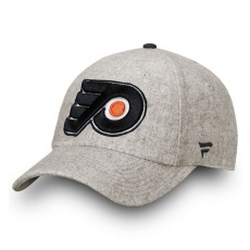 Fanatics Branded Philadelphia Flyers baseball sapka grey True Classic Fundamental