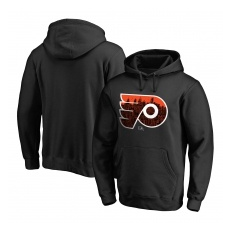 Fanatics Branded Philadelphia Flyers fĂŠrfi kapucnis pulóver black Hometown Collection - S