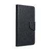 Fancy flip Fancy Xiaomi Note 9 Pro flip tok, fekete