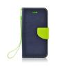 Fancy flip tok, Xiaomi Redmi Note 4 (global), kék-lime