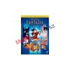 FANTÁZIA Az Eredeti Klasszikus Extra Változat Disney DVD