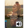 Far From The Madding Crowd - Oxford Bookworms Library 5 - mp3 pack