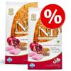 Farmina 2 x 12 kg Farmina gazdaságos csomag - Grain Free Adult Medium/Maxi csirke, tök & gránátalma