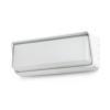 FARO Barcelona FARO 71537 - LED Nástěnné svítidlo HALF 1xLED/20W/230V