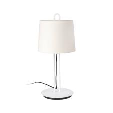 Faro MONTREAL asztali lámpa, bura nélkül, fehér, E27 foglalattal, IP20, 24034 világítás