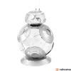 Fascinations Metal Earth Star Wars BB-8 robot