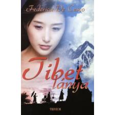 Federica De Cesco TIBET LÁNYA regény