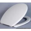 FEHÉR MŰANYAG WC ÜLŐKE - duroplast WC ülőke.  EU. szabvány méretű állítható műanyag zsanéros vécé tető