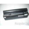 Fekete Asus A22-P701 6 cellás 6600mAh utángyártott új akkumulátor