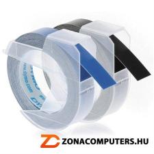 """Feliratozógép szalag, 9 mm x 3 m, DYMO """"3D"""", kék (GD524706) címkézőgép"""
