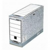 """FELLOWES Archiváló doboz, 100 mm, """"BANKERS BOX® SYSTEM by FELLOWES®"""" (10 db)"""