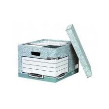 """FELLOWES Archiváló konténer, karton, nagy, """"BANKERS BOX® SYSTEM by FELLOWES®"""" (10 db) irattartó"""