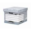 "FELLOWES Archiváló konténer, karton, standard, ""BANKERS BOX® SYSTEM by ®"""